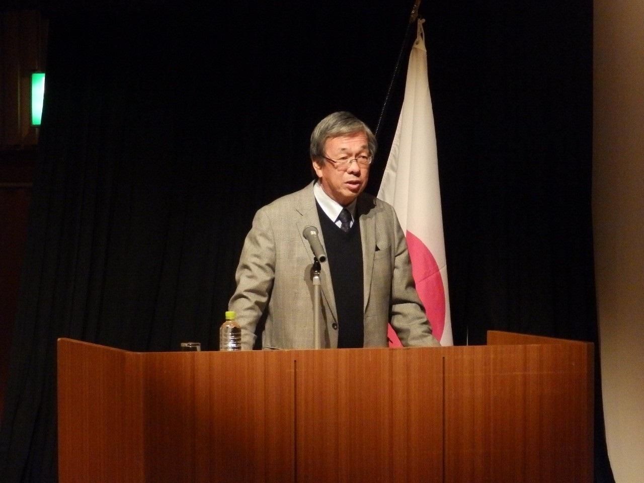 【講演会開催のご報告】鈴木威氏講演会 ~大人の本気が子供を変える~